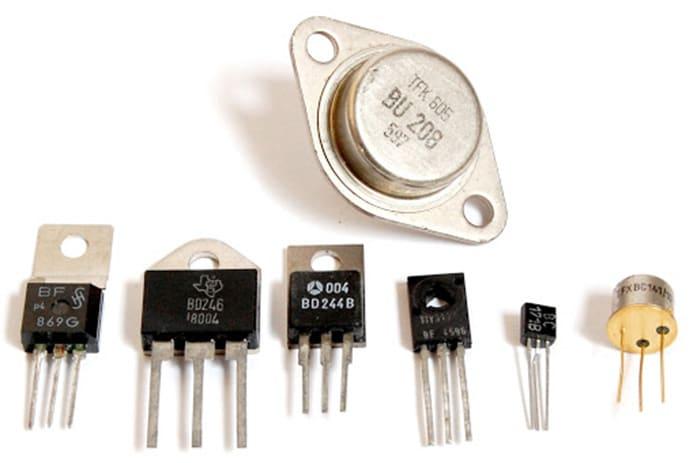 có bao nhiêu loại transistor